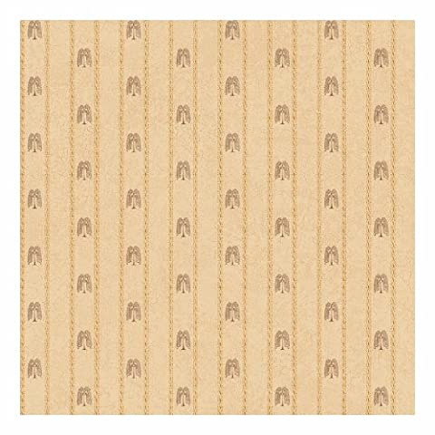 York Wallcoverings SM8727SMP Small Treasures Primitive Weeping Willow Stripe 8