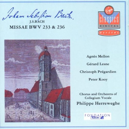 Missae Bwv 233 & 236 [Import USA]