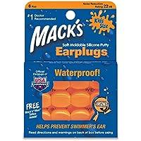 Macks Kissen Weich Formbar Silikon-ohrstöpsel Kinder Größe 18 Paar 3 Packungen Mit 6 preisvergleich bei billige-tabletten.eu