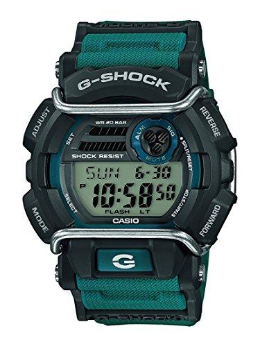Casio G-Shock - Reloj (Reloj de pulsera, Unisex, Resina, Azul, Azul, Mineral)