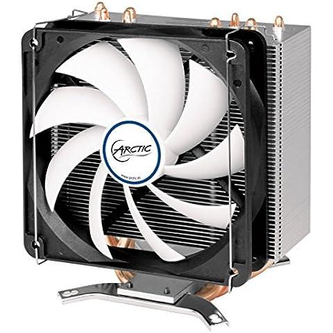 ARCTIC Freezer i32 - Disipador para CPU con ventilador de 120 mm para Intel con nuevo controlador del ventilador fabricado en Alemania y función PWM PST
