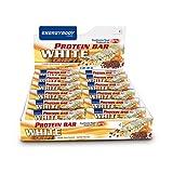 Energybody Protein Bar Crunchy 12er Pack (12 x 50g Riegel) White Crispy Vanille