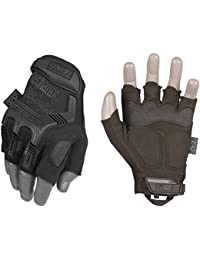 Mechanix Wear - M-Pact Fingerless Covert Gants (Large, Noir)