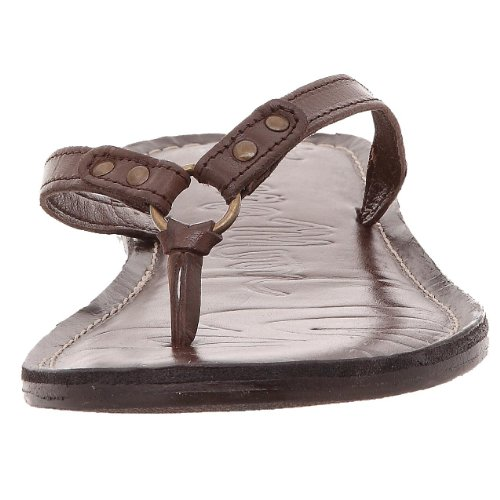 Banana Moon Paranashoes, Scarpe donna Marrone (Chocolat)