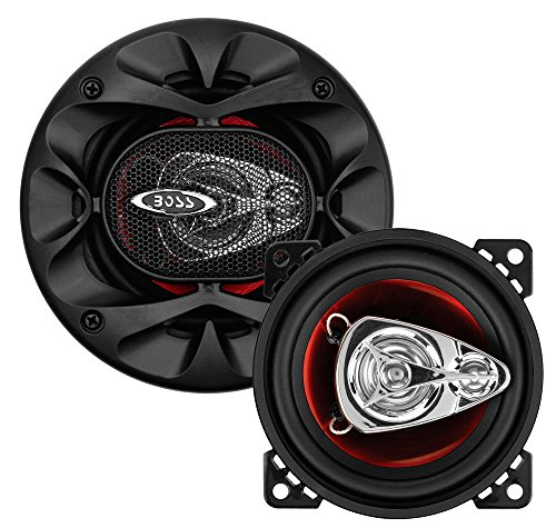 Boss Audio CH4230 Chaos Exxtreme 4 Serie 3 Wege Lautsprecher - Car Audio Boss
