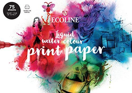 Ecoline Print Papier DIN A4, 150 g/m²