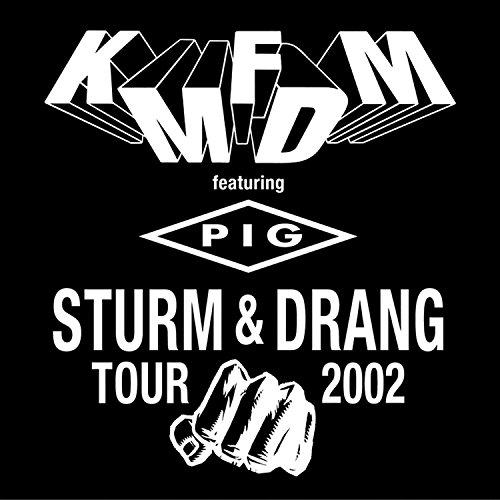 Sturm Und Drang Tour 2002
