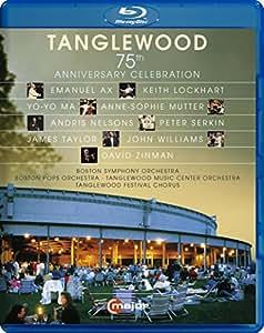 Tanglewood 75th Anniversary Celebration [John Williams, Keith Lockhart, Andris Nelsons] [C Major: 713304] [Blu-ray] [2013]