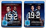 19-2 Staffel 1+2 [Blu-ray]