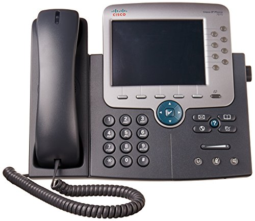 Cisco IP-7975G (Video Cisco Unified)