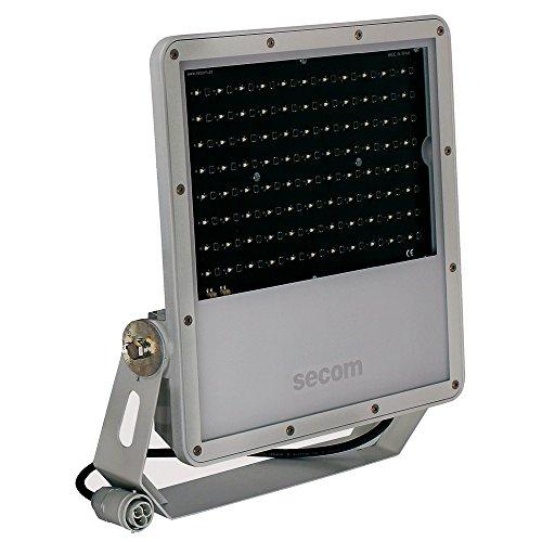 Secom Protek Q2 Proyector Industrial LED, 200 W, Gris