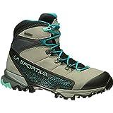 La Sportiva La SportivaLa Womens Nucleo GTX Boot - Stivali da Hiking Donna, Grigio (Grey/Mint), 39 EU