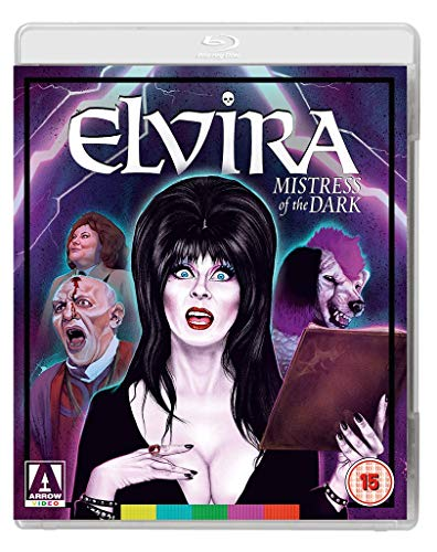 Elvira Mistress Of The Dark [Blu-ray]