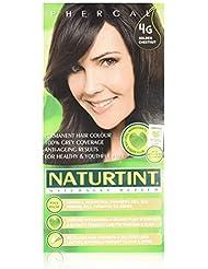 Naturtint Coloration capillaire naturelle permanente - Ingrédients végétaux actifs - 100% couvrant - Couleur 4G...