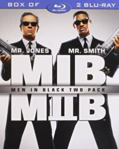 MEN IN BLACK 1 / MEN IN BLACK II