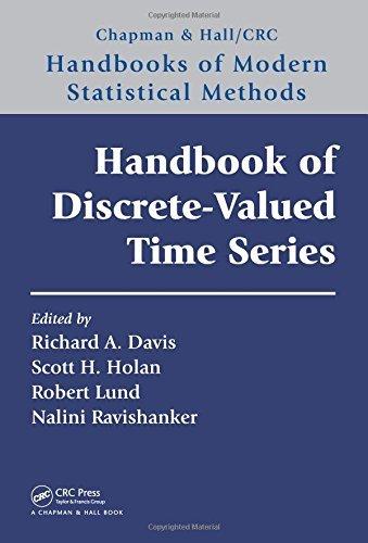 Handbook of Discrete-Valued Time Series (Chapman & Hall/CRC Handbooks of Modern Statistical Methods) (2015-12-15)