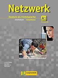 Netzwerk: Arbeitsbuch A1 MIT 2 Audio-Cds