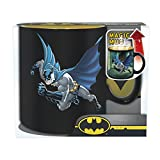 AbyStyle – DC Comics – Becher Heat Change – Batman And Joker unisex-adult, abymug382