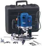 Draper 80002 230-Volt 1,500-Watt Variable-Speed Router Kit