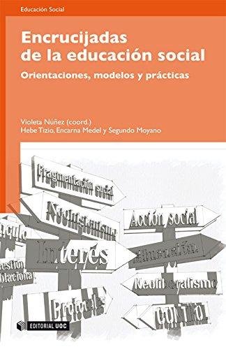 Encrucijadas de la educación social (Manuales)