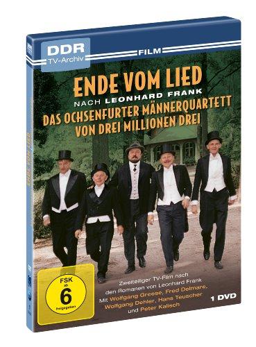 Das Ochsenfurter Männerquartett / Von drei Millionen drei (DDR TV-Archiv)