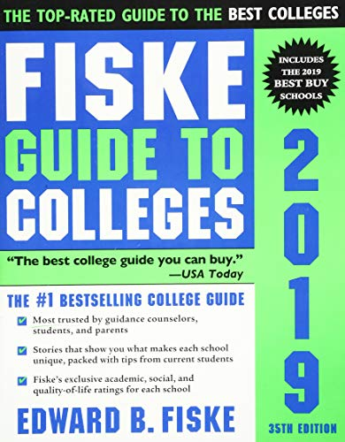 Fiske Guide to Colleges 2019