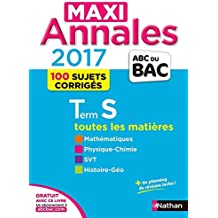 MAXI Annales ABC du BAC 2017 Term S (27)