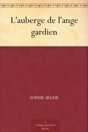 Couverture du livre L'auberge de l'ange gardien