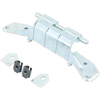 T/ürscharnier f/ür Whirlpool Waschmaschine Teilenummer des Herstellers 481941718939