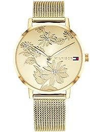 Tommy Hilfiger Unisex-Armbanduhr 1781921