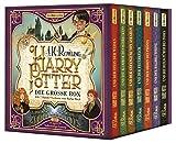 NN. J.K. Rowling - Harry Potter Die Große Jubiläums Box mit Allen 7. Bänden als Hörbuch gelesen von Rufus Beck