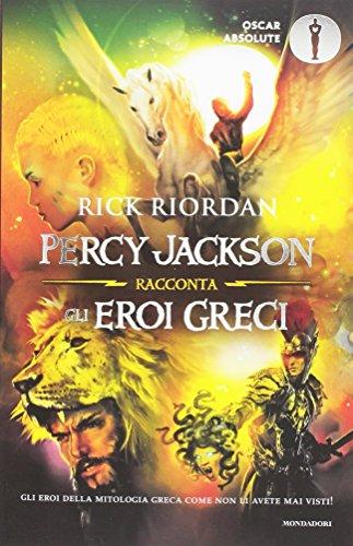 Percy Jackson racconta gli eroi