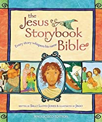 Jesus Storybook Bible by Sally Lloyd-Jones (2012-03-01)