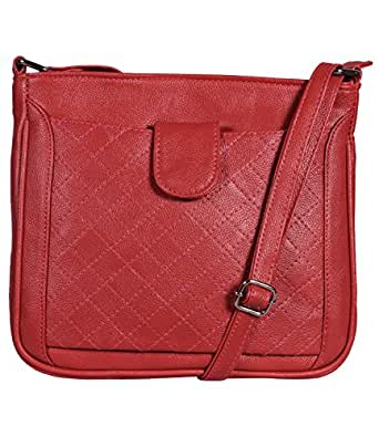 Fantosy women sling bag (Peach)(FNSB-141)