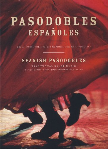 PASODOBLES - Pasodobles Españoles 1º para Piano