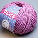 Lana Grossa Feltro 069/50g lana de fieltro