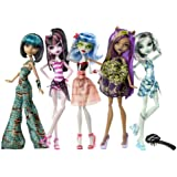 Mattel - Juego de imitación Ghoulia Yelps Monster High (X4489)