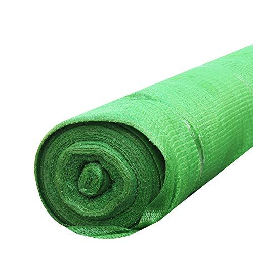 Schattierungsnetz YXX Green Sunblock Shade Tuch Roll Sun Shade, 80{9ef440766f2de69f42e922ce0ec9dbf2007440215ed08be60785a66f43df97ee} Shade Netting UV-beständige Mesh für Schwimmbad und Aquakultur (Size : 10mx50m)
