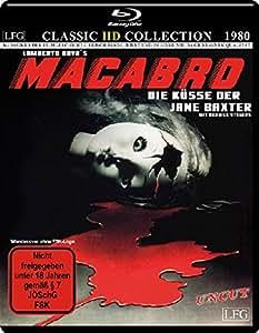 Macabro - Die Küsse der Jane Baxter - Uncut - Classic HD Collection # 3 [Blu-ray]