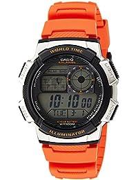 Casio Reloj con movimiento cuarzo japonés Man Ae-1000W-4B 40.0 mm