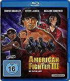 American Fighter 3 - Die blutige Jagd - Uncut [Blu-ray]