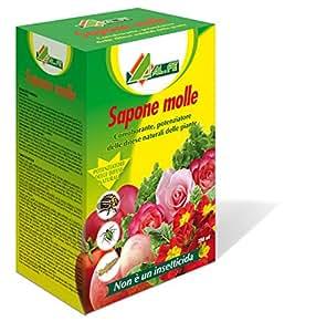 Sapone molle soluzione di sali di potassio conf da 250 ml for Soluzione giardino di era
