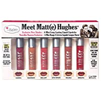 Meet Matte Hughes Set of 6 Mini Long-Lasting Liquid Lipsticks