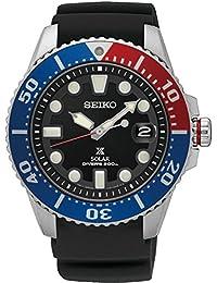Watch Seiko Prospex Solar Steel Black SNE439P1