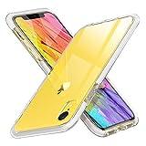 SURPHY Coque iPhone XR, Coque Antichoc iPhone XR TPU Transparent Ultra Mince Premium...