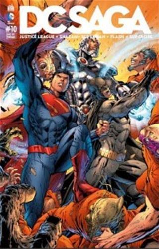 DC Saga, N° 10 :