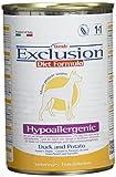 Exclusion Diet Hypoallergenic Ente und Kartoffel, 24er Pack (24 x 400 g)
