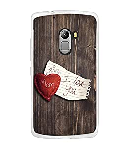 CRAZYMONK DIGITAL PRINTED BACK COVER FOR LENOVO A7010
