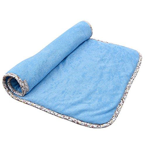 Pet Supplies Pet Kennel Nest Cat Small Dog Bed Automne Et Hiver Épais Coussin, Quatre Couleurs En Option ( Couleur : D )