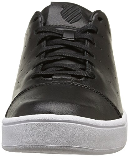 K-Swiss Washburn, Sneakers Basses Homme Noir (Black/White)